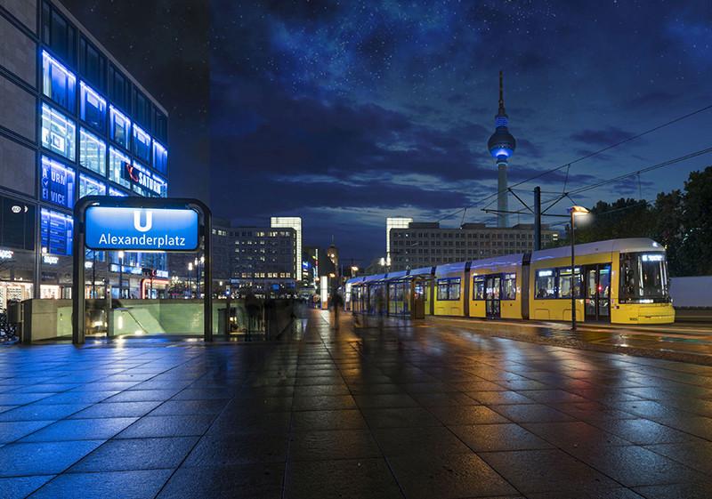 Bombardier vai entregar mais 21 trens VLT para a cidade de Berlin