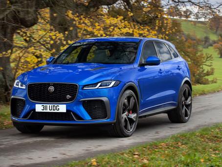Expressas: Apesar de futuro elétrico, Jaguar manterá carros de alta performance