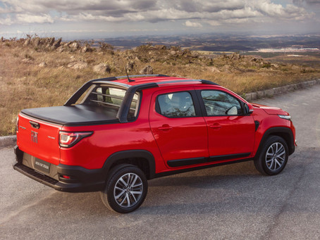 Fiat amplia liderança no setor e nova Strada é o veículo mais vendido do Brasil em março