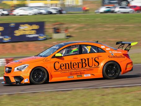 Mercedes-Benz Challenge: Fonseca e Kelemen ficam com as poles em Santa Cruz do Sul