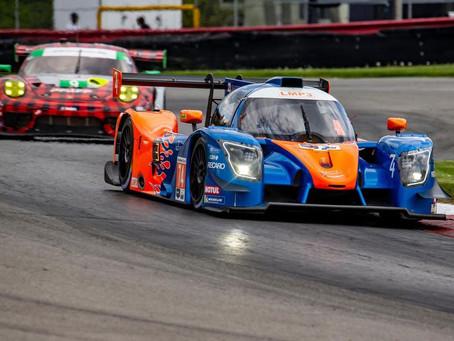 Endurance: Felipe Fraga e Gar Robinson largam na pole da LMP3 em Mid-Ohio