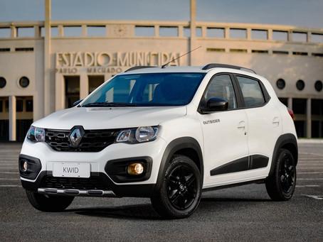 Renault registra 9% de participação de mercado em maio