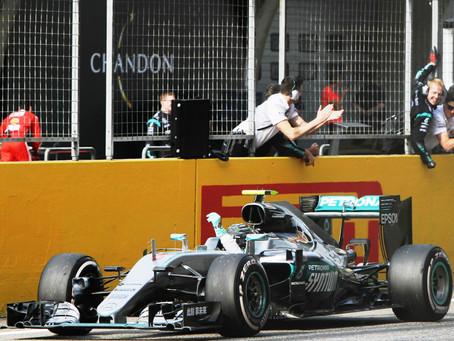 Vitória de Nico Rosberg na China – Resultado e Classificação dos Campeonatos