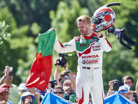 WTCC: Em Portugal, vitórias de Tom Coronel e Tiago Monteiro