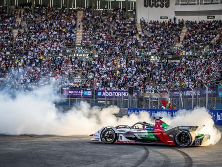 Fórmula E: Fantástica vitória de Lucas Di Grassi no México