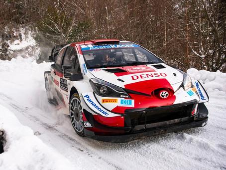 WRC: Sébastien Ogier vence pela 8ª vez em casa, no Monte-Carlo