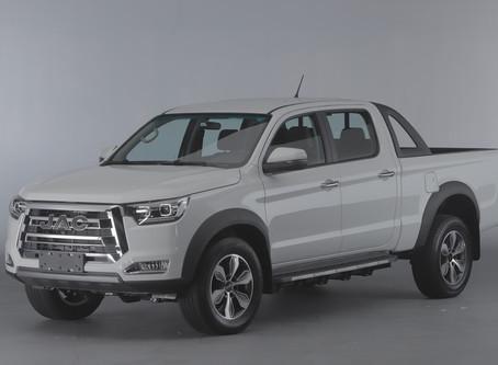 JAC Motors direcionada para um futuro totalmente eletrificado lança caminhão e picape