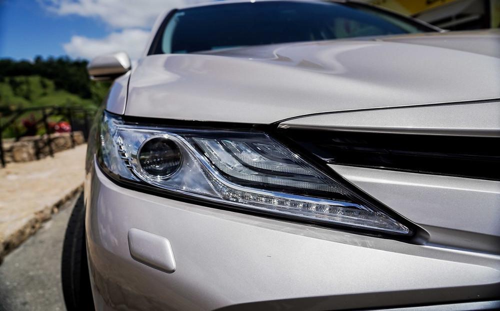Avaliação: Camry, o luxuoso sedã da Toyota
