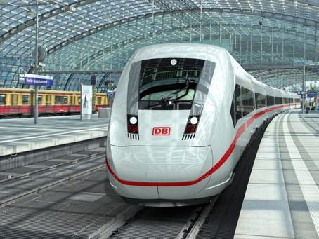 Com aposta fortíssima no modal, ferrovias alemãs vão contratar 5.000 trabalhadores em 2021