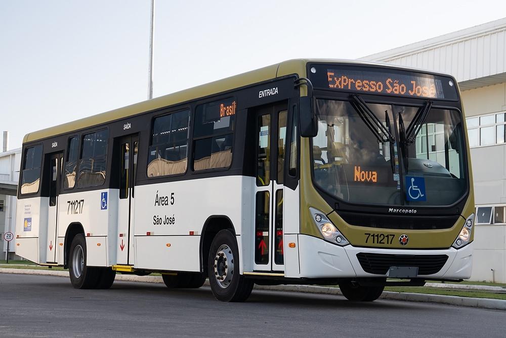 100 novos ônibus Volkswagen entram em operação na Expresso São José