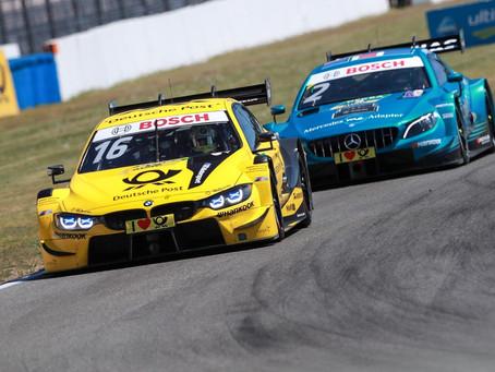 DTM: Glock vence corrida emocionante  em Hockenheim