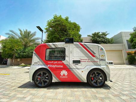 Expressas: Huawei busca controle de fábrica que já produz carros elétricos