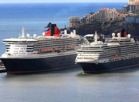 Cruzeiros: Cunard adia volta das viagens para final de Março 2021