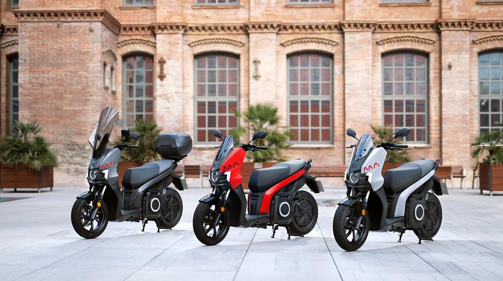 MÓ, a motocicleta 100% elétrica da Seat acelera lançamento em mercados europeus