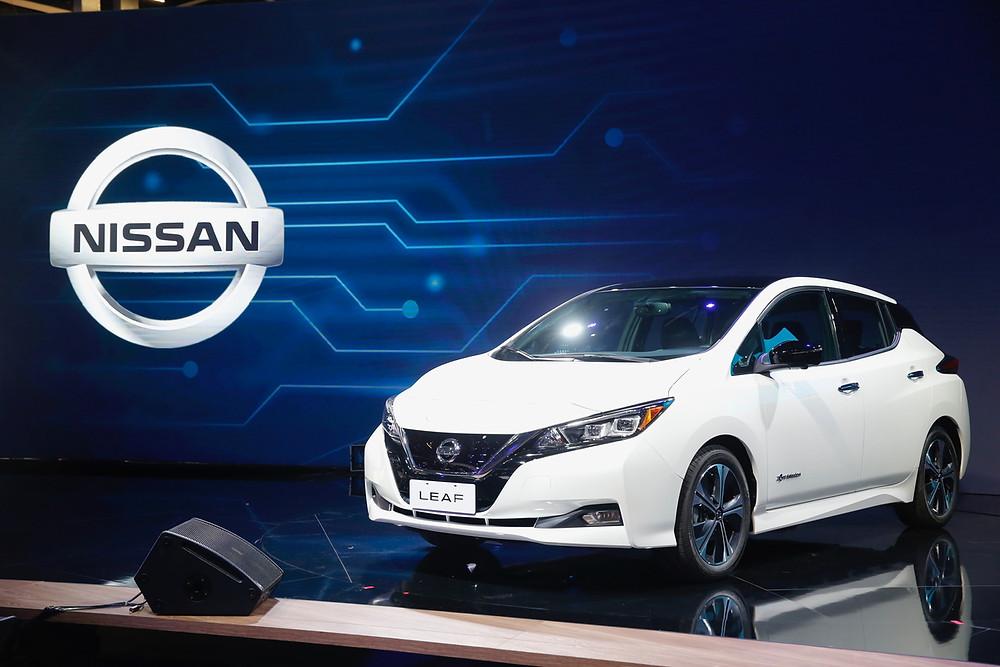 Nissan LEAF: Cinco características do veículo elétrico mais vendido do mundo