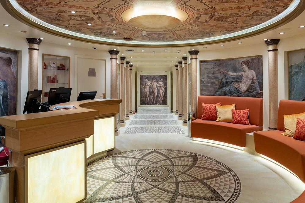 Costa Venezia, navio dedicado ao mercado chinês da Costa Cruzeiros, é batizado em Trieste