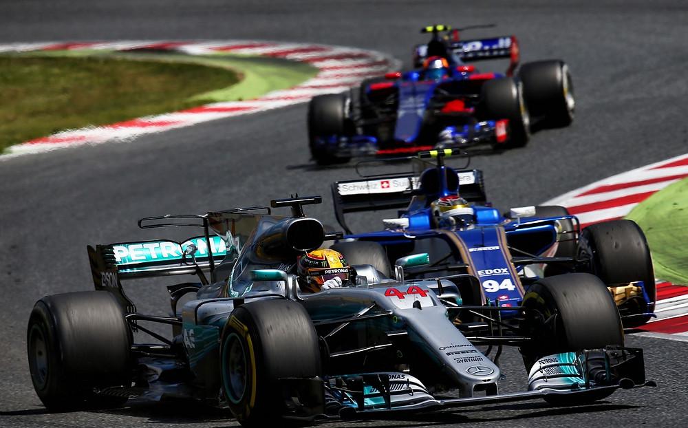 Lewis Hamilton / Mercedes