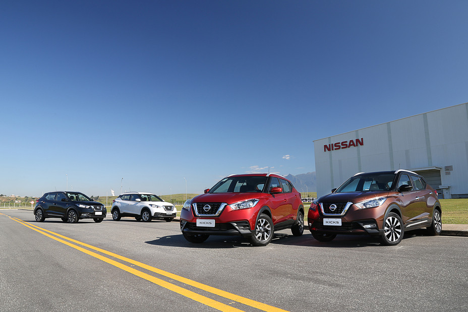 Linha 2020 do Nissan Kicks chega às revendas com novidades em todas as versões