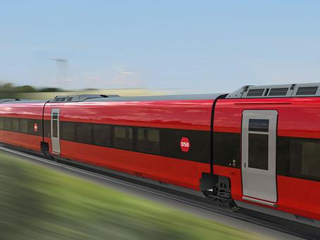 A Danish Railways vai expandir a capacidade de seu Talgo para viagens internacionais