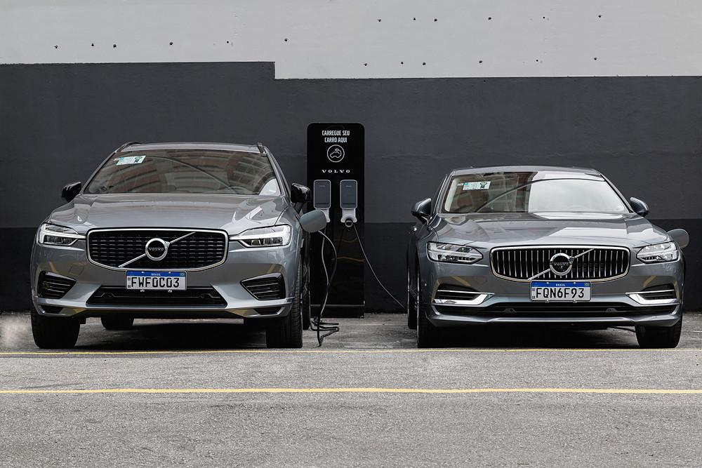 Volvo Car Brasil fecha o ano em destaque entre as marcas Premium