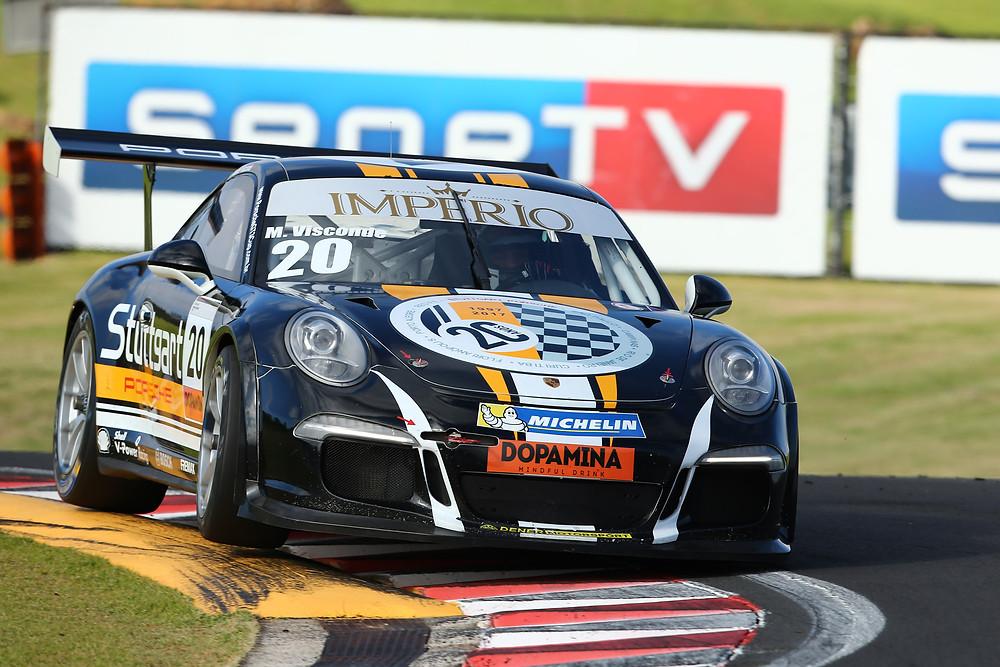 Porsche Império GT3 Cup faz alterações no calendário 2017