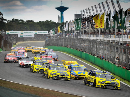 Stock Car: Velopark é o próximo encontro da emocionante disputa pelo título