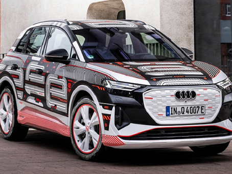 Expressas: Audi Q6 e-tron vai chegar em 2022