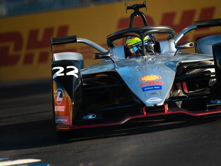 Fórmula E: Nissan e.dams conquista primeira pole na categoria e lidera grande parte da corrida no Ch