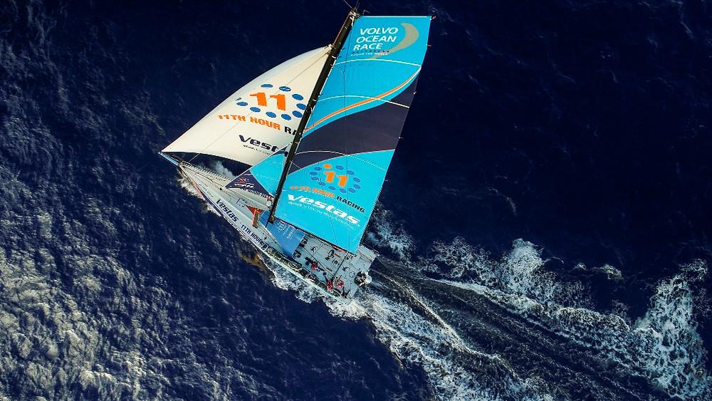 Volvo Ocean Race traz ao Brasil os veleiros mais modernos do mundo