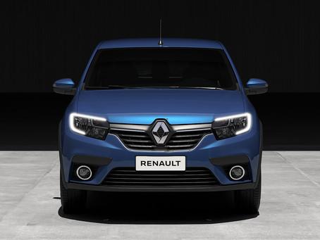 Renault divulga as primeiras imagens oficiais do novo Sandero