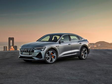 Audi e-tron tem 183 unidades emplacadas no Brasil em 2020