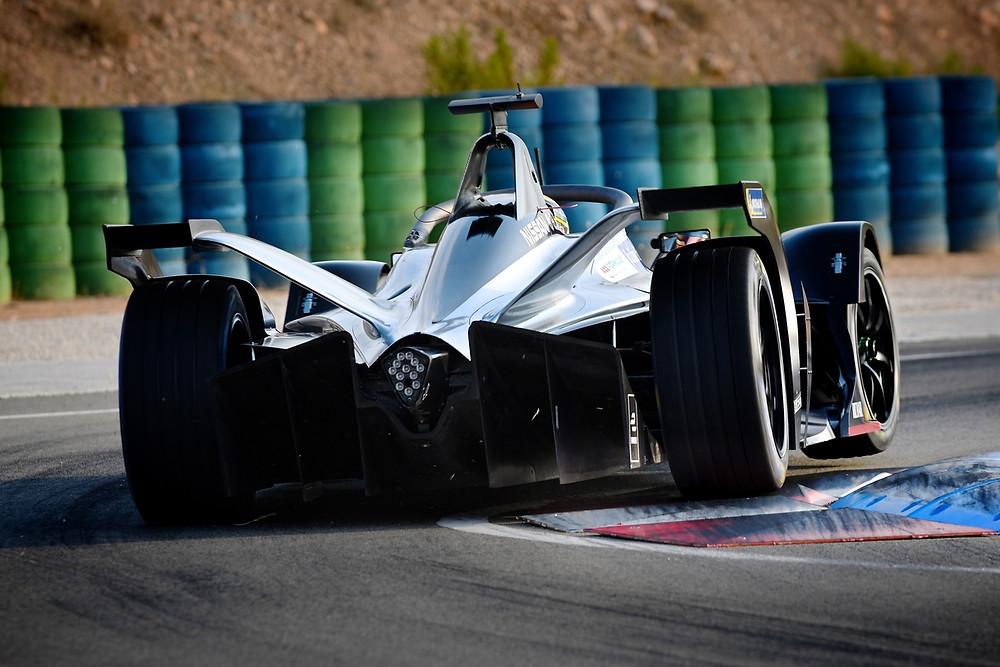 Nissan faz sua estreia oficial no campeonato 100% elétrico de Fórmula E