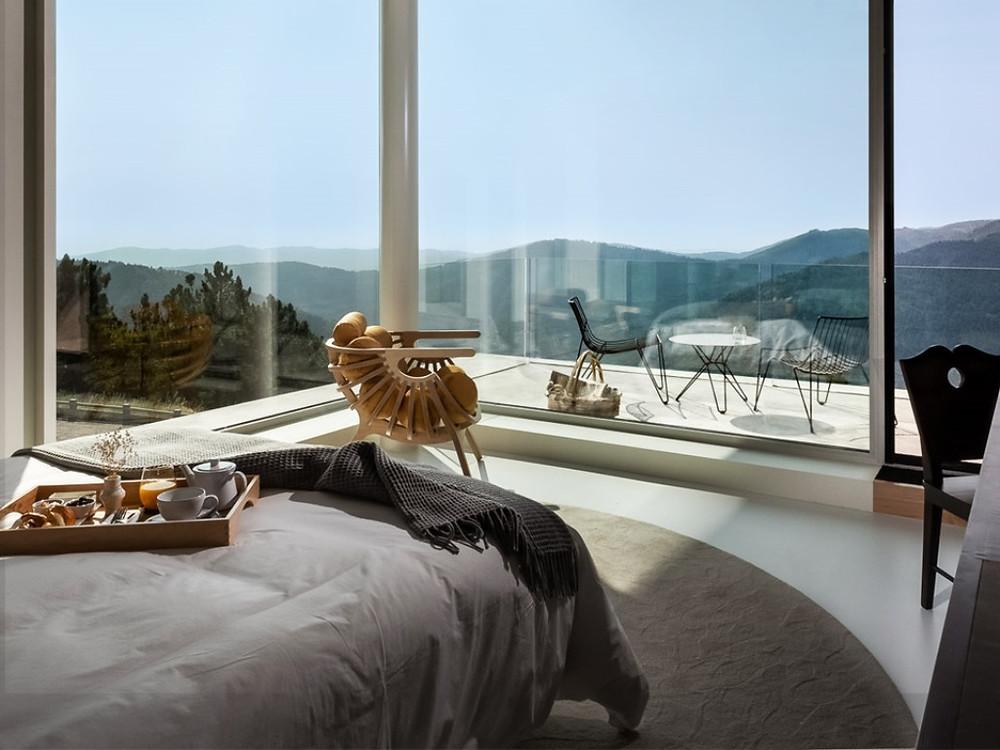 Serra da Estrela ganha seu primeiro hotel cinco estrelas