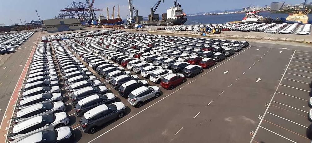 Nissan inicia exportação do novo Kicks produzido em Resente para a Argentina