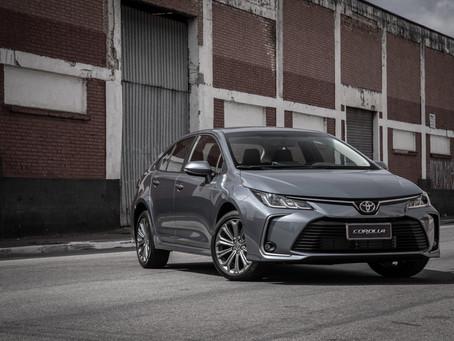 Toyota apresenta o novo Corolla 2020 com preços a partir de R$ 99.990 e uma inédita versão híbrida