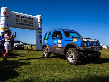 Com prova de regularidade e passeio off-road, Suzuki prepara domingo de festa em Tiradentes