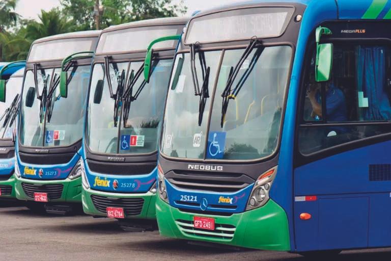 Expresso Fênix assume transporte coletivo de passageiros de Itanhaém