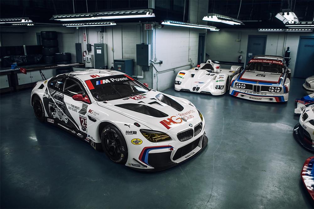 Brasileiro Augusto Farfus disputa 24 Horas de Daytona com a nova BMW M6 GTLM