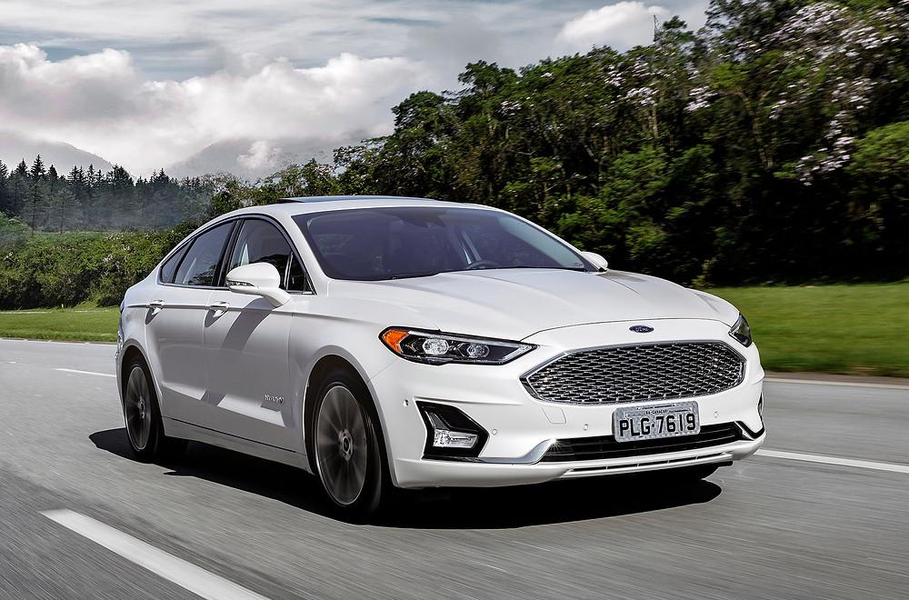 Disponível em três versões, Ford lança linha 2019 do sedan Fusion