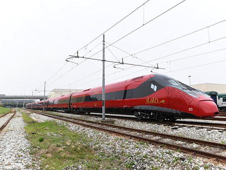 Ferrovia: Governo italiano vai auxiliar em 511 milhões de euros serviço de passageiros