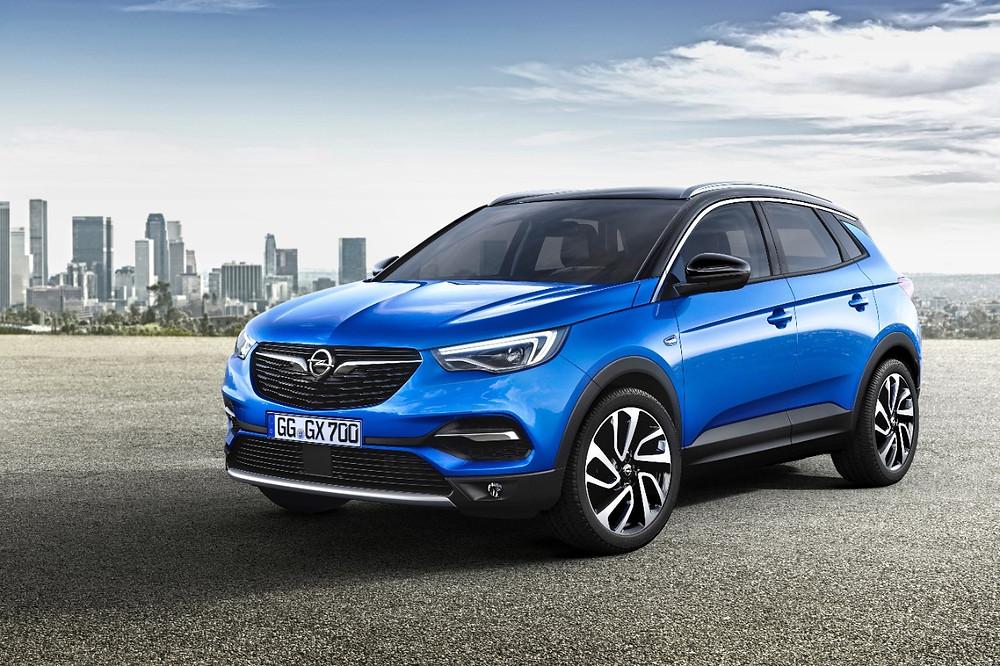 PSA consolida no Chile a nova marca do grupo, a Opel