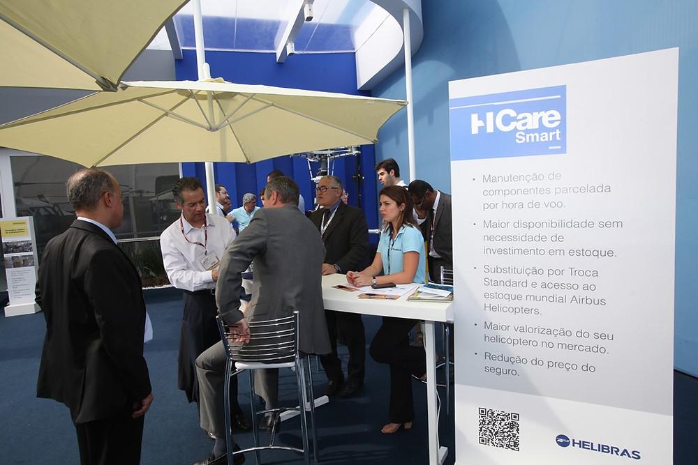 Helibras apresenta nova linha de serviços que permite flexibilidade de contratação