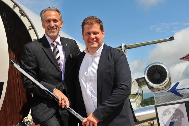 Embraer vende mais quatro Legacy 650E para Air Hamburg