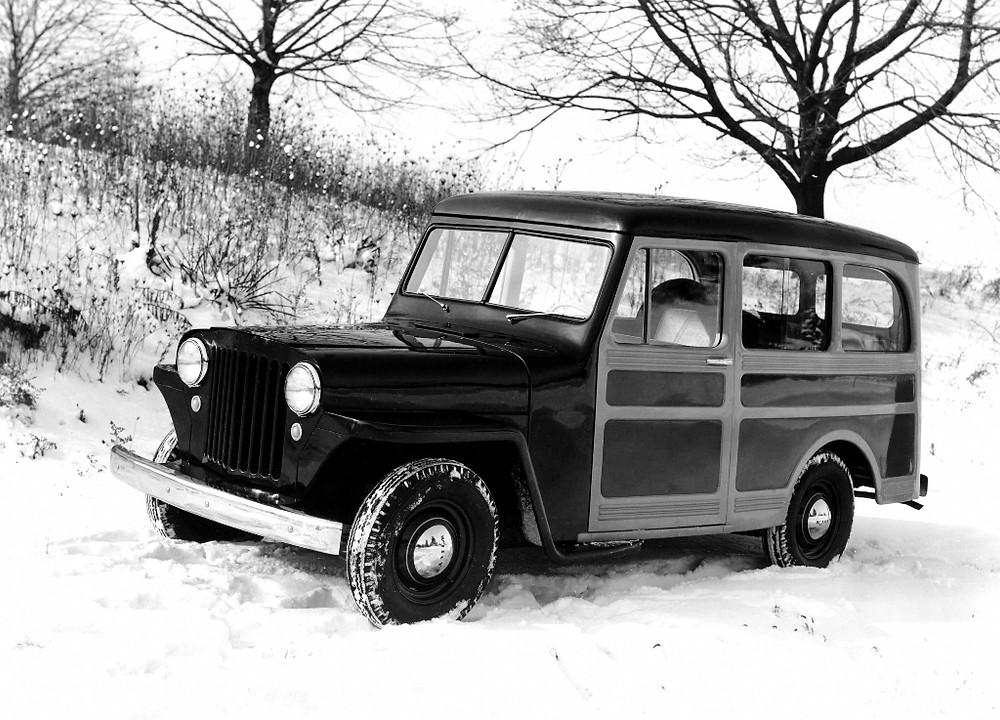 1947 Jeep Willys Wagon