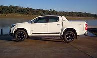 Chevrolet S10 High Country  Conforto de SUV e desempenho de verdadeiro 4x4