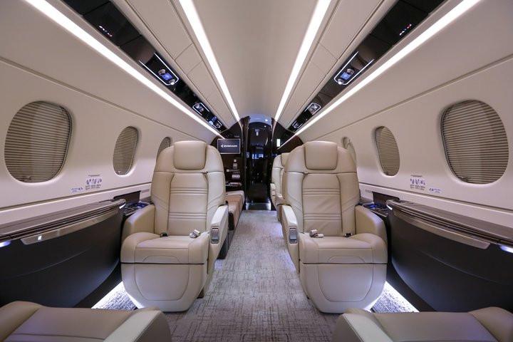 Embraer faz primeira entrega do jato Praetor 600
