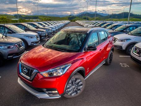 Com cinco anos de operação, planta da Nissan em Resende atinge a marca de 50 mil veículos exportados