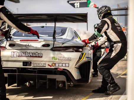 Equipe de Marcos Gomes termina em 4º no Asian Le Mans Series