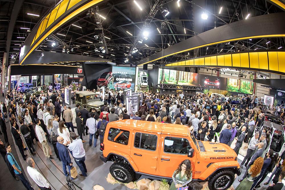 Reed garante o Salão do Automóvel mais tecnológico da história em 2020
