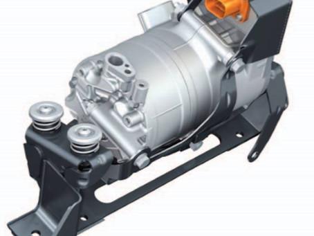 Como funciona o sistema de ar-condicionado nos veículos híbridos e elétricos?